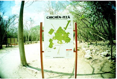 Chichén-Itzá, Mexico