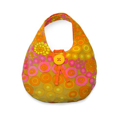 Lolypop Shoulder Bag (weggart) Tags: bag handmade clothbag weggart