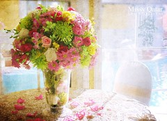 * (Missy | Qatar) Tags: flowers b party thanks fun with guys u missy had qatar 22may thnks4comingh