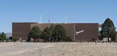 IMG_10396 (old.curmudgeon) Tags: newmexico picnik vla nationalradioastronomyobservatory plainsofsanaugustin 5050cy operationsbuilding
