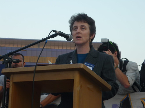 Prop. 8 rally by you.