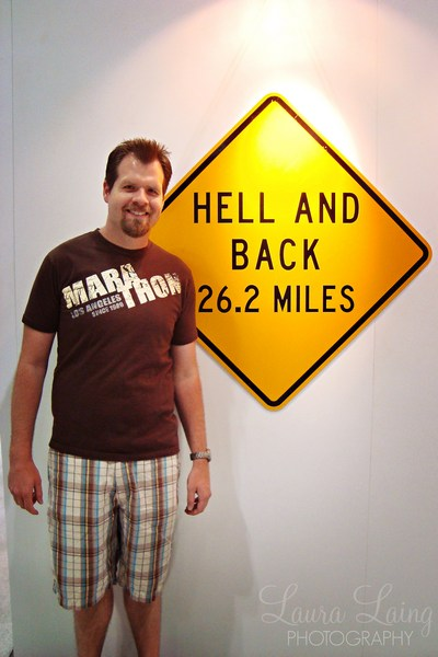 Hell and Back 26.2 Miles