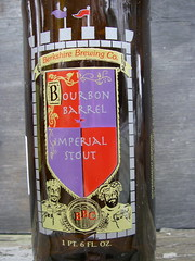 Bourbon Barrel Imperial Stout (jeannettes or Lephty Lewsey) Tags: beer ale bbc stout imperialstout craftbeer southdeerfieldma craftale berkshirebrewing