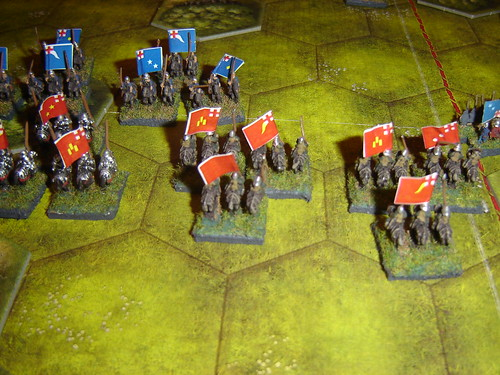 Massed Cavalry Charge