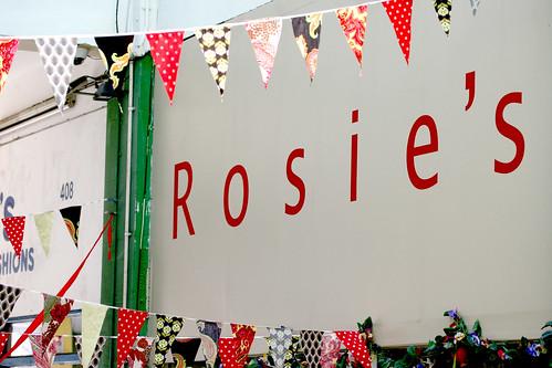 Rosie's sign
