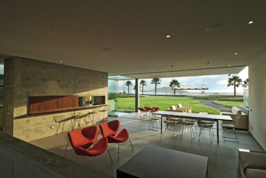 Playa La Isla Modern House Interior Design