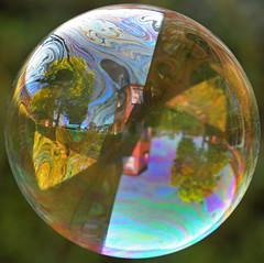 Extreme Yin Yang Bubble (a Soap