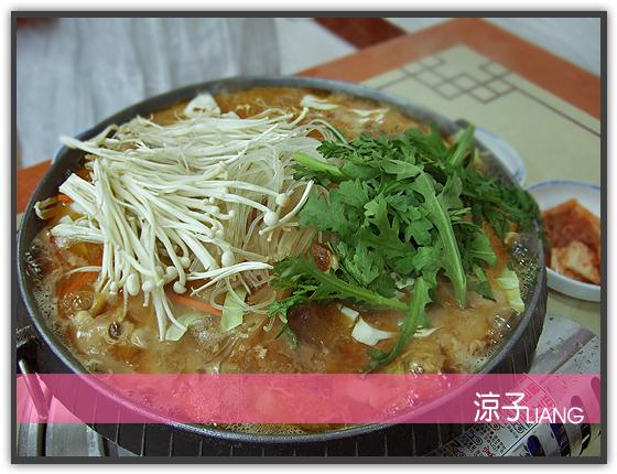 韓國 烤魷魚 五花肉 二吃風味餐04