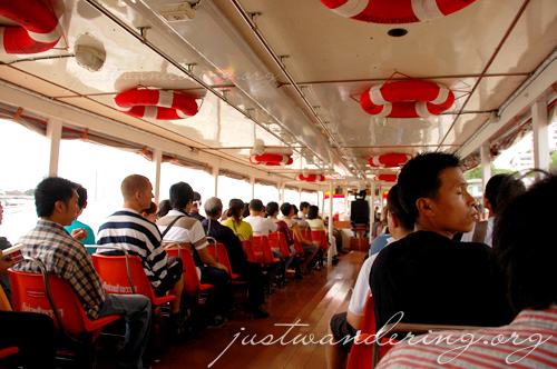 Chao Praya River Express