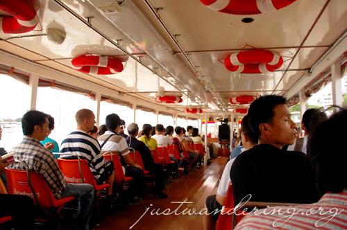 Chao Praya River Express