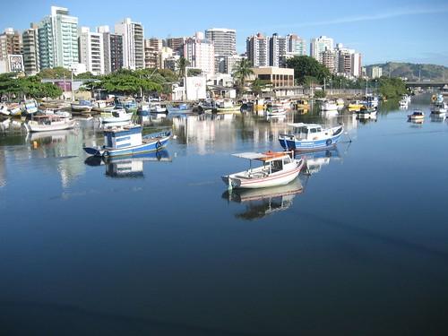 Vitoria fishing boats