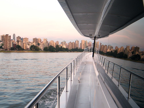 Wantsa Boat Cruise - The City