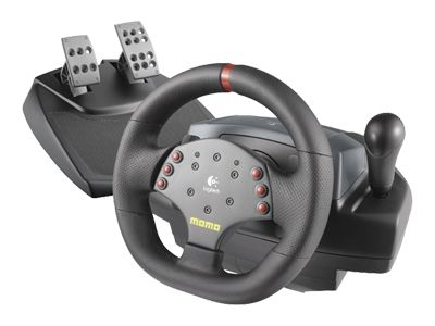 Logitech MOMO Wheel