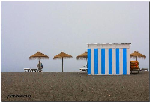 Cuando la playa despierta