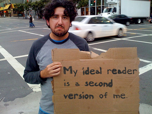 My Ideal Reader