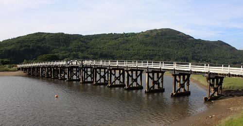 Toll Bridge, Penmaenpool