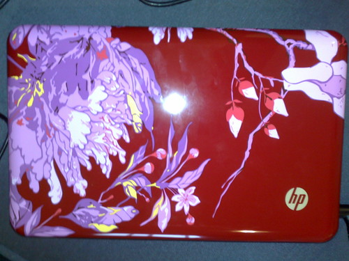 HP Mininote Vivienne Tam por você.