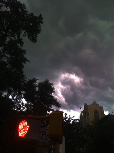 Storm Brews over St. Brigid's
