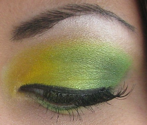 IMATS LA '09 Day 2 FOTD Closeup