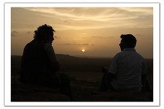 enjoy moment !! (Lalwani Rajesh) Tags: sunset gujarat kutch kachchh nakhtrana villageofkutch fullay pcogmeet13