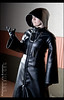 8-13 Cosplay Commissions : Kingdom Hearts II : Organization XIII coat w/ hood up