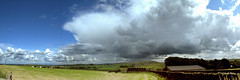 8217 Denholme panorama (Steve Swis) Tags: uk england sky panorama look weather television clouds landscape tv bradford britain yorkshire north looknorth denholme canong9 jstevesw paultheweatherman j~steve