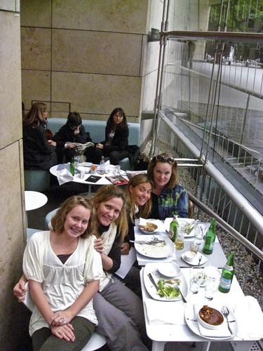 Lunch at Cafe des Arts