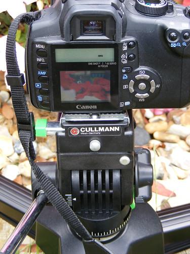 Cullmann Tripod - Car Boot Bargain!