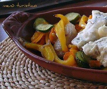 piatto verdure