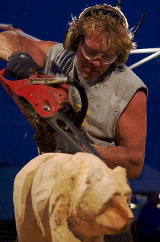 Chainsaw carving (1)
