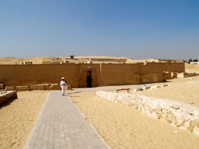 Mastaba tomb