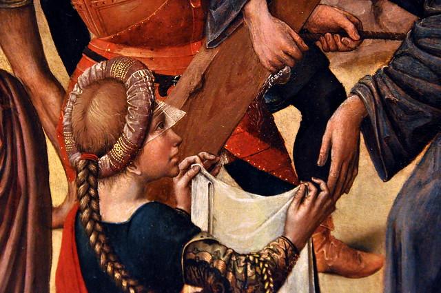 Christ bearing the Cross 4