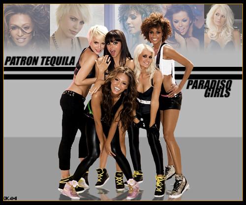 paradiso girls aria. Paradiso Girls- Patron Tequila