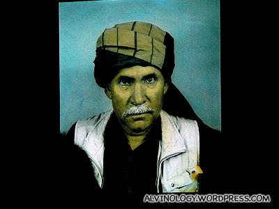 Steve McCurry the Afghan