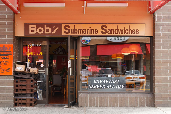 Bob's Submarine Sandwiches-3353