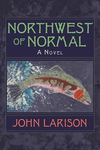 Larison northwest of normal