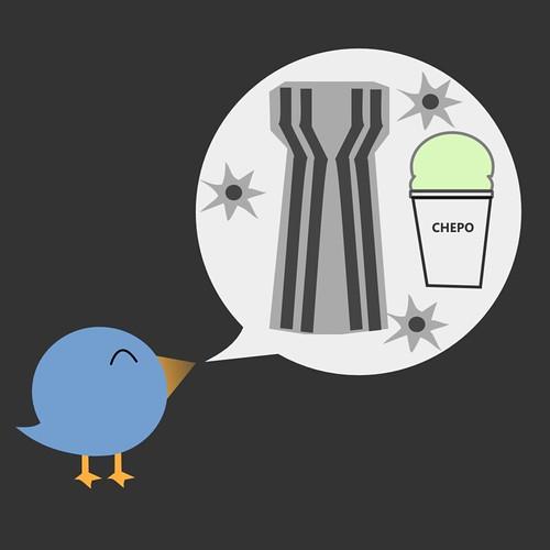 La tercera es la vencida ... logo twitter laguna