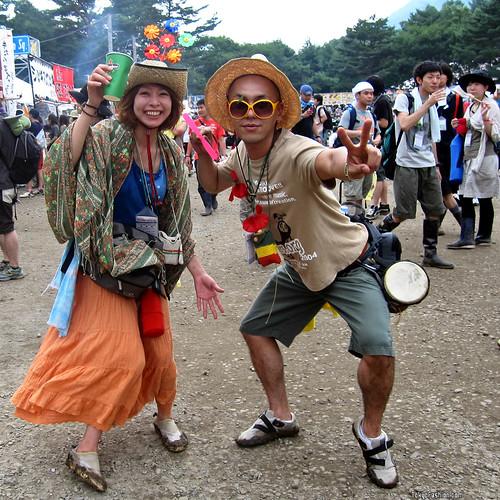 Fuji Rock Peace Love 2009