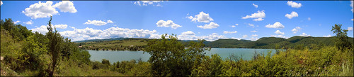 Panoramic - Cincis Lake