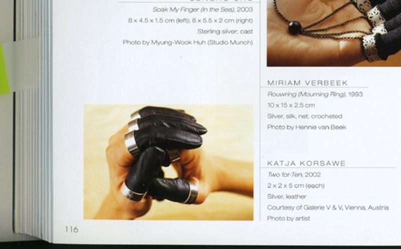 Katja Korsawe finger rings