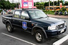 Royal Thai Police Ford Ranger