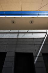 geometry & shadow ... (John FotoHouse) Tags: shadow summer colour portugal canon eos europe flickr geometry sigma line slate 2009 johndolan dolan 40d leedsflickrgroup johnfotohouse yorkshirephotographer lagosrailwaystation copyrightjdolan