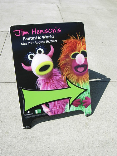 Jim's Henson's Fantastic World, Thisaway