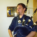 US Police Piper in Scotland thumbnail