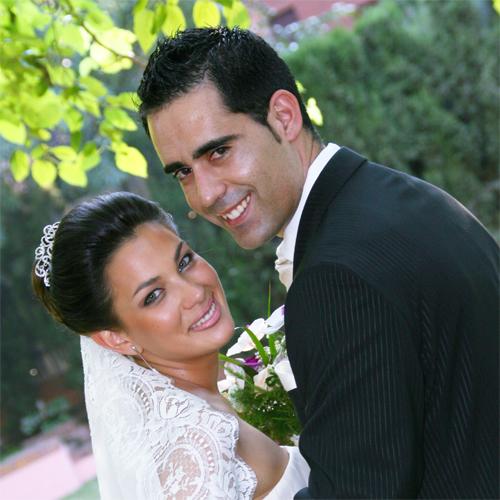 Jose Miguel y Patricia