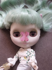 papillon (Pinkwa') Tags: retro petal blythe ep enchanted butterfky