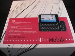 T-Mobile Android Telefoon (foto door: PiAir (Old Skool))
