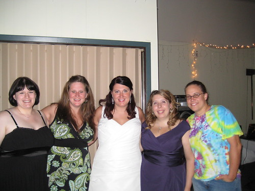 The core group of friends I hung out with in High School - aka the Fab Five.