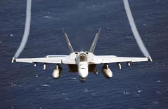 [フリー画像] [航空機/飛行機] [軍用機] [戦闘機] [F/A-18 ホーネット] [F/A-18F Hornet]      [フリー素材]