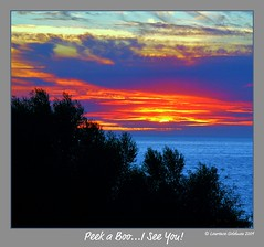 Peek-A-Boo -- I See You! (lhg_11) Tags: clouds seascapes sunsets southerncalifornia palosverdespeninsula ptvicente nikond90